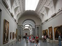 Interior Museo de El Prado