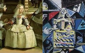Meninas Velázquez y Picasso