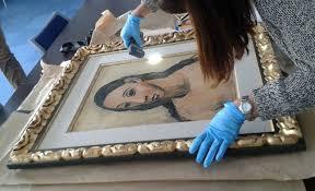 Pablo Picasso Cabeza de mujer jóven